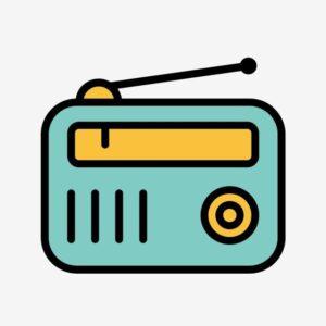 rádióbeszélgetés